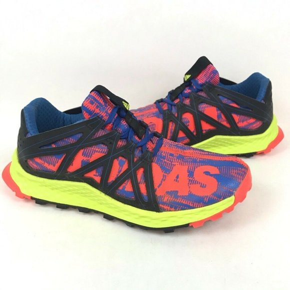 Adidas Boys Vigor Bounce Running Shoes